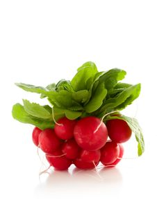 Fresh Red Radish Royalty Free Stock Image