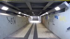 Free Tunnel Walkway Stock Photos - 14215273