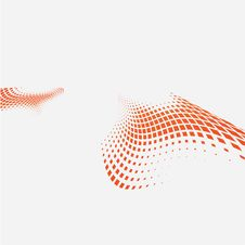 Free Halftone Multicolor Background Stock Images - 14215834