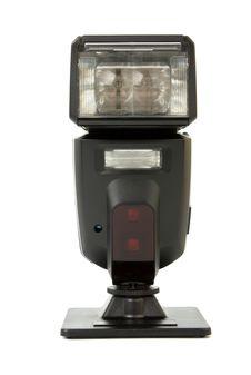 Free Camera Flash Unit Royalty Free Stock Photo - 14216105
