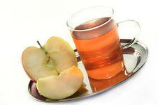 Free Apple Tea Stock Photo - 14216230