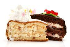 Free Piece Of A Pie Stock Photo - 14216390
