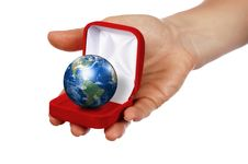 Free The Whole World Is A Gift Royalty Free Stock Images - 14217639