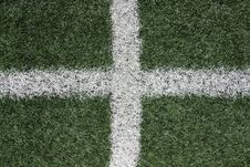 Free Ballfield Turf Stock Photo - 14217880