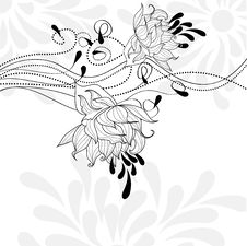 Free Template For Decorative Card Stock Photography - 14218512