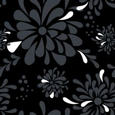 Free Decorative Seamless Wallpaper Royalty Free Stock Photo - 14218525