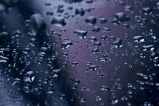 Free Close-up Of Water Drops Royalty Free Stock Photos - 14219148