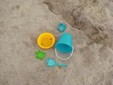 Free Plastic Play Toys Stock Photo - 14219250