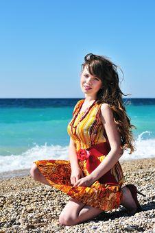 Free Summer Beauty Royalty Free Stock Photo - 14219675