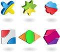 Free 3d Logo Royalty Free Stock Image - 14223446
