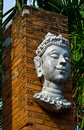 Free Thai Sculpture Royalty Free Stock Photography - 14227507