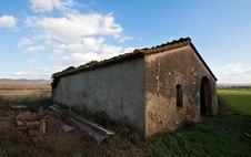 Free Farmhouse In Umbria Stock Photography - 14220202
