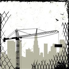 Free Crane Stock Images - 14222144