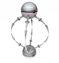 Free Future Bot Stock Images - 14222264