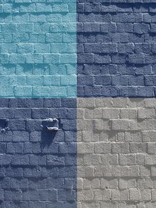 Free Painted Wall Royalty Free Stock Photos - 14223108