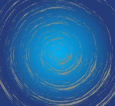 Circular Grunge Background Stock Images