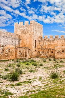 Free Frangokastello Fortress Royalty Free Stock Image - 14224356