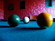 Free Colored Balls Stock Image - 14225491