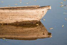Old Fishing Boat Stock Photos
