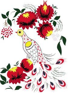 Free Firebird Royalty Free Stock Photo - 14227665