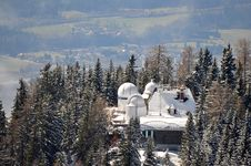 Free Observatory Station Stock Photography - 14228312