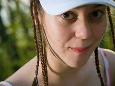 Free Close-up Girls Portrait Stock Photos - 14229713