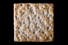 Free Sesame Cracker. Royalty Free Stock Images - 14229839