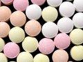 Free Colour Lentil Bonbons Texture Stock Images - 14231844
