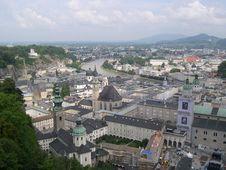 Free Salzburg Landscape Royalty Free Stock Images - 14230989