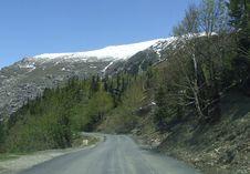 Free Road To Manali Mountain Stock Photos - 14231093