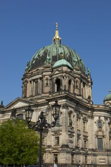 Free Berliner Dom Royalty Free Stock Photo - 14231095