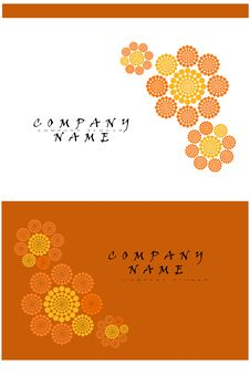 Free Flower Logo Stock Photos - 14232043