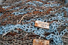 Free Chains Stock Image - 14232411