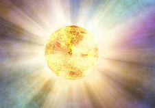 Free Supernova Royalty Free Stock Image - 14233506