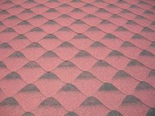 Free Background From A Soft Roof. Stock Image - 14234871