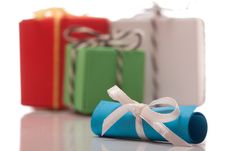 Free Gifts Stock Photo - 14234980