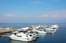 Free Marine Yachts Stock Images - 14236154