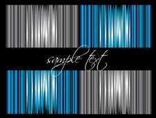 Background With Stripes Stock Photography