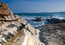 Free Mediterranean Rocky Coast Royalty Free Stock Image - 14237146
