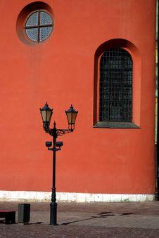 Free Street Lamp Royalty Free Stock Image - 14237756