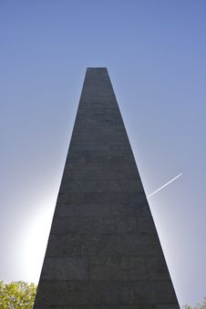 Free War Monument In Sunlight Stock Photography - 14237812