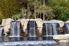 Free Waterfall Royalty Free Stock Images - 14238469