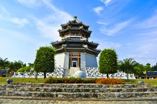 Free Romance Of The Three Kingdoms Park In Pattaya Thai Royalty Free Stock Images - 14238919