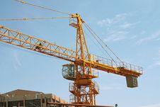 Crane. Stock Photos