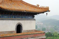 Free China Roofline Stock Photo - 14238980