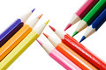 Free Colour Pencils Stock Photo - 14240870