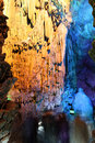 Free Reed Flute Cave Guilin Stock Images - 14247434