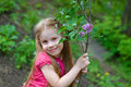 Free Smiling Nice Little Girl Stock Photography - 14249502