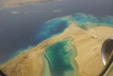 Free Flying Over Red Sea Stock Photos - 14242613
