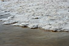 Free Salty Lake,Russia Stock Photography - 14243552